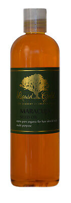 Premium Maracuja Oil Pure Organic Best Quality All Natural Skin Care (Best All Natural Massage Oil)