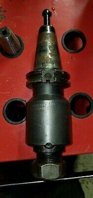Erickson Tool Cat 40 Collet Holder Wnut C-12340c