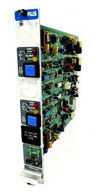Used Ris Vt-2463-pp Vibration Monitor Vt2463pp Vt2463pp4306axmd0103211acc