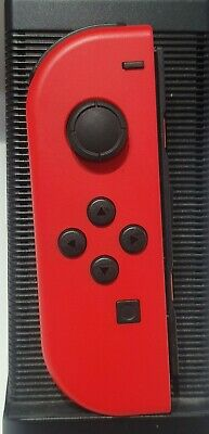 Nintendo Switch Joy-Con Controller Left Only - Mario Odyssey Red Colour