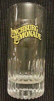 JACK DANIELS - Lynchburg Lemonade Tennessee Tea Downhome Punch RECIPE GLASS - Lemonade Punch Recipe