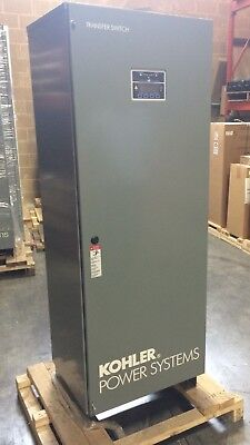 Automatic Transfer Switch 150amp Closed Transtion Kohler Model Kcc-dmta-0150b