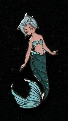Tinker Bell's Sister (Pin Pins Disney Fantasy - Tinker Bell Sister mermaid Periwinkle)