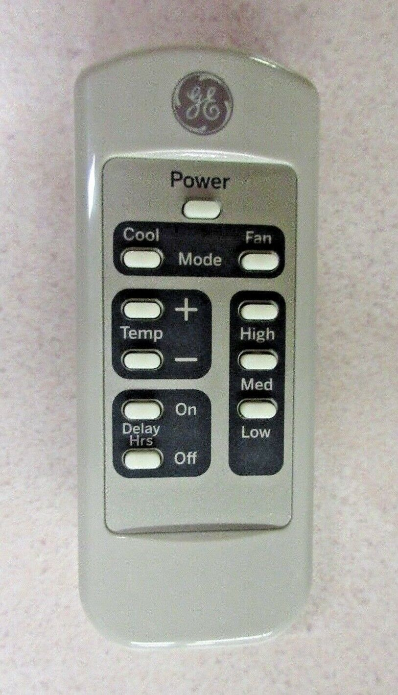 GE Air Conditioner Remote Control - Part # N2R2758950031 - M