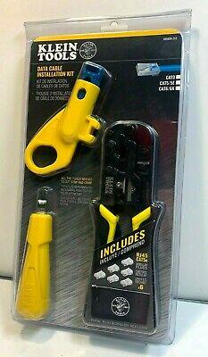 Klein Tools Vdv026-212 Twisted Pair Installation Kit