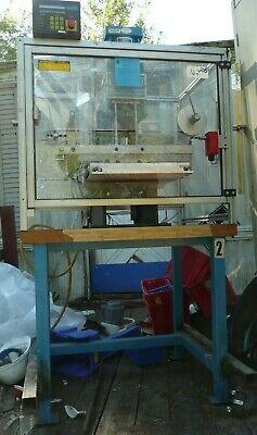 Cassco Machines Hps-1500 Hot Stamping Machine