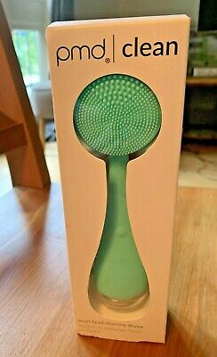 PMD Clean Smart Facial Cleansing Device Teal/Green New ~ Factory Sealed RRP £89