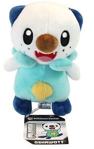 Nintendo-Pokemon-Oshawott-Mijumaru-Soft-Plush-Toy-Stuffed-Animal-6-NWT