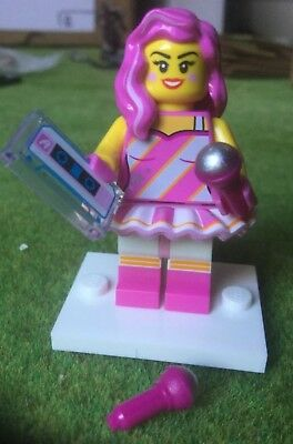 Lego Movie 2 Minifigure Series - Candy Rapper - 71023 - Exc Con