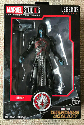 MARVEL LEGENDS STUDIOS HASBRO RONAN THE ACCUSER GUARDIANS OF GALAXY 4O YEARS NEW