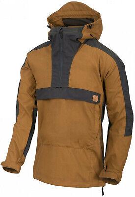 Helikon-Tex Woodsman Anorak Jacket Soft Shell Coyote / Ash Grey Outdoor Jacke
