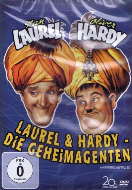 DVD NEU/OVP - Laurel & Hardy - Die Geheimagenten - Stan Laurel & Oliver Hardy