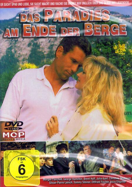 DVD NEU/OVP - Das Paradies am Ende der Berge - Morgan Fairchild & Brent Huff