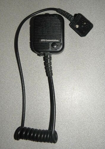 Otto Communications V2-10107 M/A Com Ericsson Speaker Microphone LPE-50 LPE-200