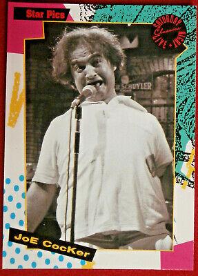 SATURDAY NIGHT LIVE - Card #103 - JOE COCKER / JOHN BELUSHI - Star Pics 1992
