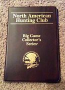 North American Big Game Coin