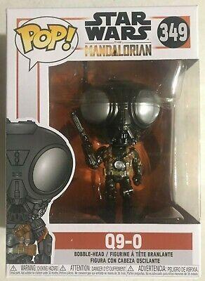 Funko POP! Star Wars: The Mandalorian - Q9-0 #349