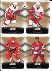 Fleer Detroit Red Wings Team Set Hockey Trading Cards