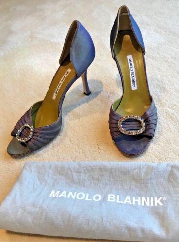 Manolo Blahnik heels, size 39