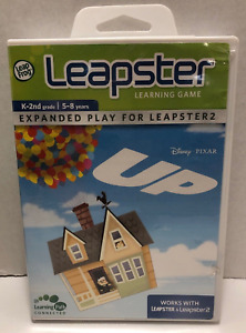 """Disney/Pixar """"UP"""" Leap Frog: Leapster Learning Game"""
