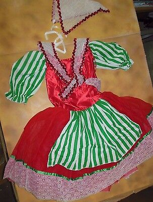 NWT Vintage Wolff Fording Dance Costume Germanic Austrian Octoberfest child 14C - October Fest Outfit