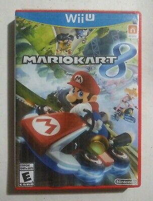 Wii U Mario Kart 8 Racing Game - Tested!