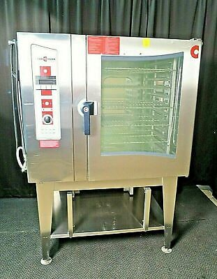 Commercial Natural Gas Combination Oven Steamer