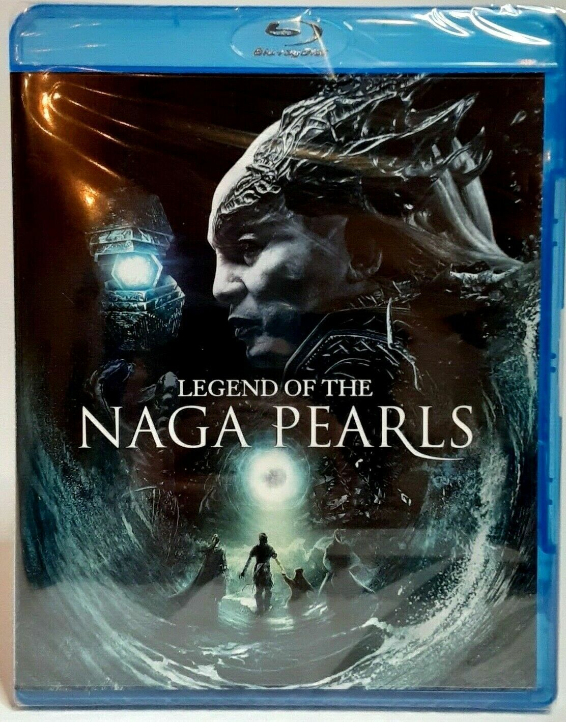 Legend Of The Naga Pearls Blu-ray, 2017 Talu Wang, Tian ai Zhang NEW - $5.75