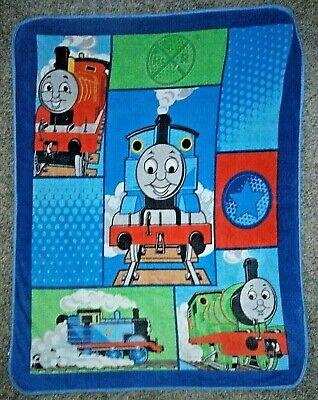 Thomas The Train Kids Fleece Throw Blanket 50x60 Big Unbranded Tank Engine