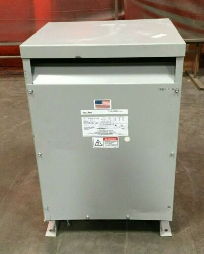Federal Pacific Dry Type Transformer / 27 KVA / Primary 460 / Sec 230Y/133