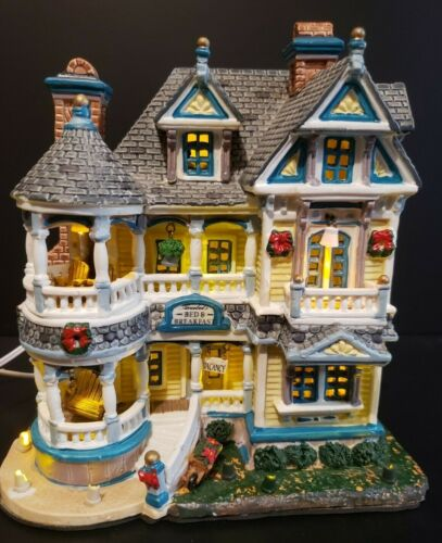 Lemax Christmas Holiday Village Town Anabel
