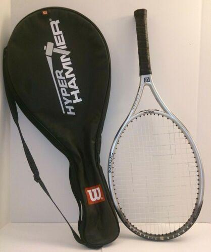 Wilson Hammer System Super Oversized Titanium 3.0 Tennis Racquet PL 133 Racket