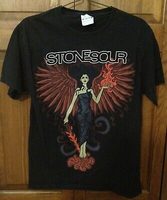 Stonesour (Corey Taylor) - T-Shirt (M) Black