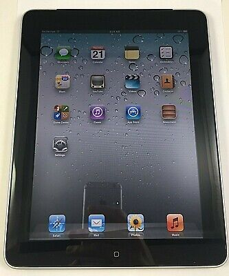 Apple iPad 1st Gen. 32GB, Wi-Fi, 9.7in Fully Functional 30 DAY WARRANTY