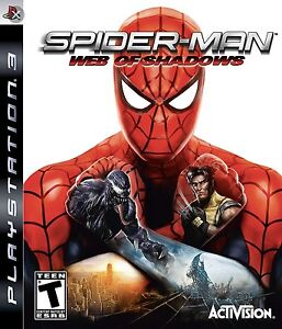 Looking to buy Spider-Man web of shadows PS3
