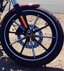 Harley Wheels..... SOLD Devonport Devonport Area Preview