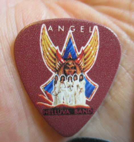ANGEL Collectors Guitar Pick - Helluvaband (Classic Heavy Glam Rock Band)