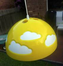 childrens room pendant light never used Brookvale Manly Area Preview
