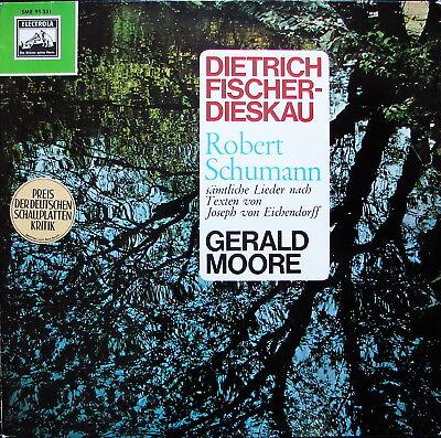 SCHUMANN Eichendorff-Lieder - FISCHER-Dieskau - MOORE - NM- - SME 91351 g