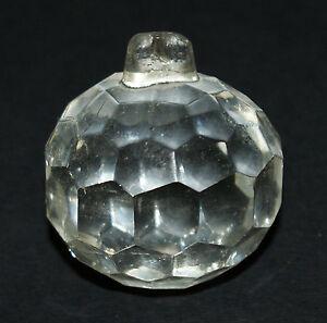 ... IN CRISTALLO SFERA PER LAMPADARI MANDORLA 40x45 BHOEMIA RIC eBay