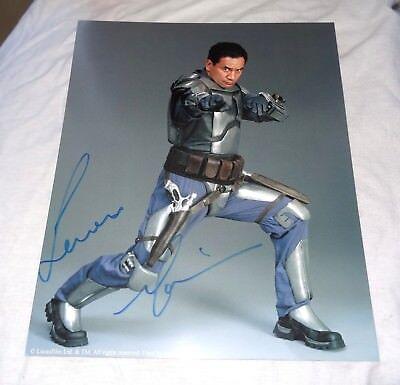 Star Wars: Temuera Morrison - Jango Fett/Commander Cody - Autogramm/autograph