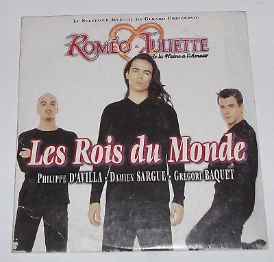 Romeo et juliette - Les Rois du Monde/Un jour CD 2 (Romeo Et Juliette Les Rois Du Monde)