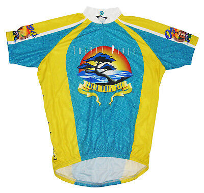 Canari Torrey Pines India Pale Ale Beer Cycling Jersey Mens Small FREE  SHIPPING 24319311b