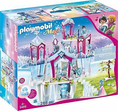 Playmobil Magic 9469. Palacio de cristal. Más de 4 años. 266 piezas
