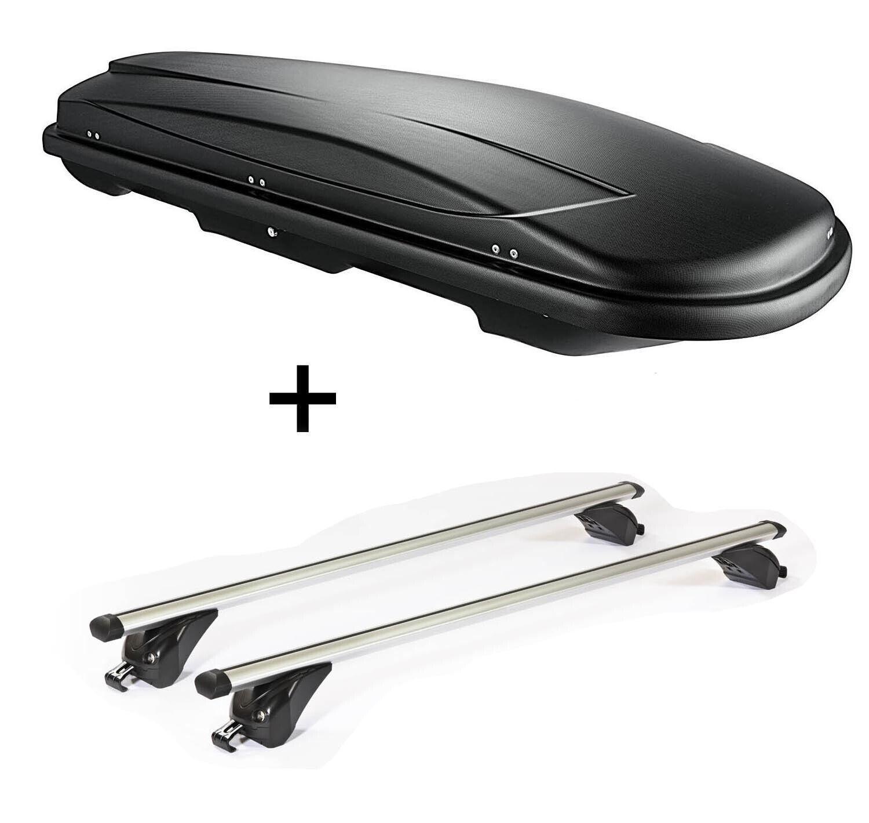 Aluminium für Hyundai Kona Typ OS NEU inkl Menabo Pick-Up Dachträger EBA