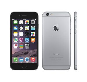Mint condition black/space grey iPhone 6