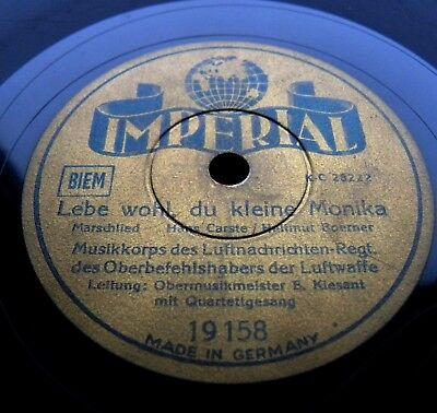 0545/ KIESANT-Lebe wohl, du kleine Monika- Marie-Helen-Marsch-Schellack