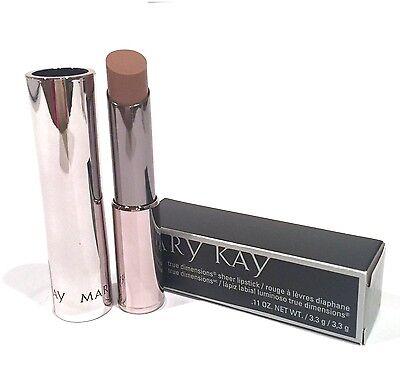 MARY KAY SHEER DIMENSIONS LIPSTICK~NIB~YOU CHOOSE SHADE~TRUE~LIP STICK~4 COLORS Mary Kay Lipstick Colors