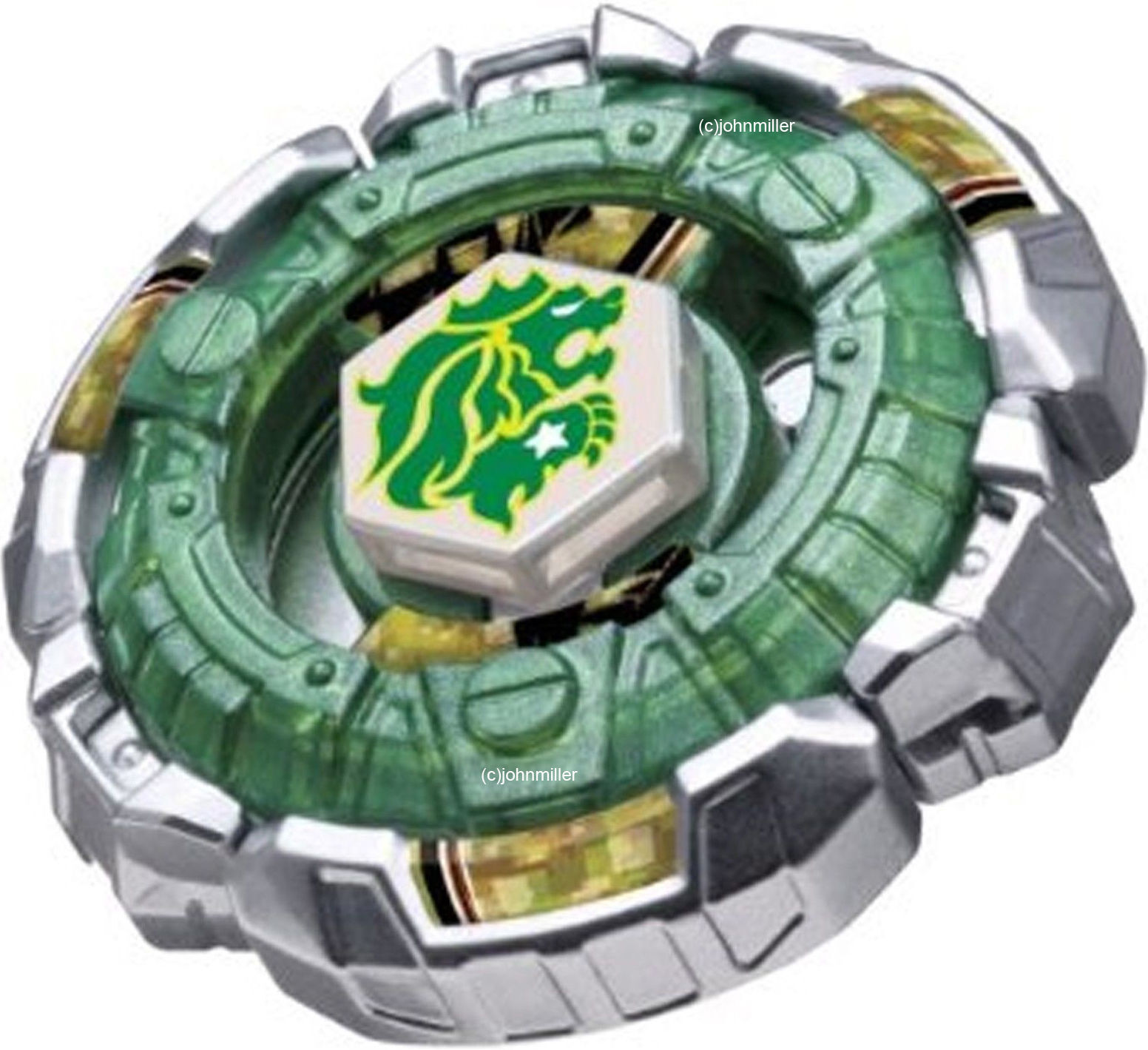 Fang Leone Metal Fury 4D Beyblade BB-106 / B-147 - USA SELLE