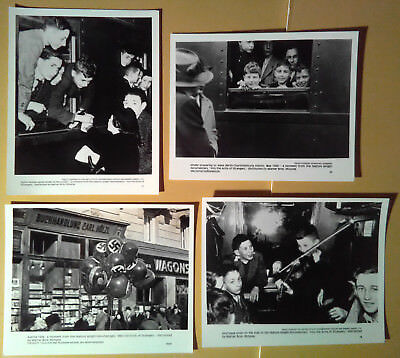 Photo Lot~ INTO THE ARMS OF STRANGERS ~Jewish Children Smuggling Documentary